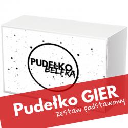 Pudełko GIER